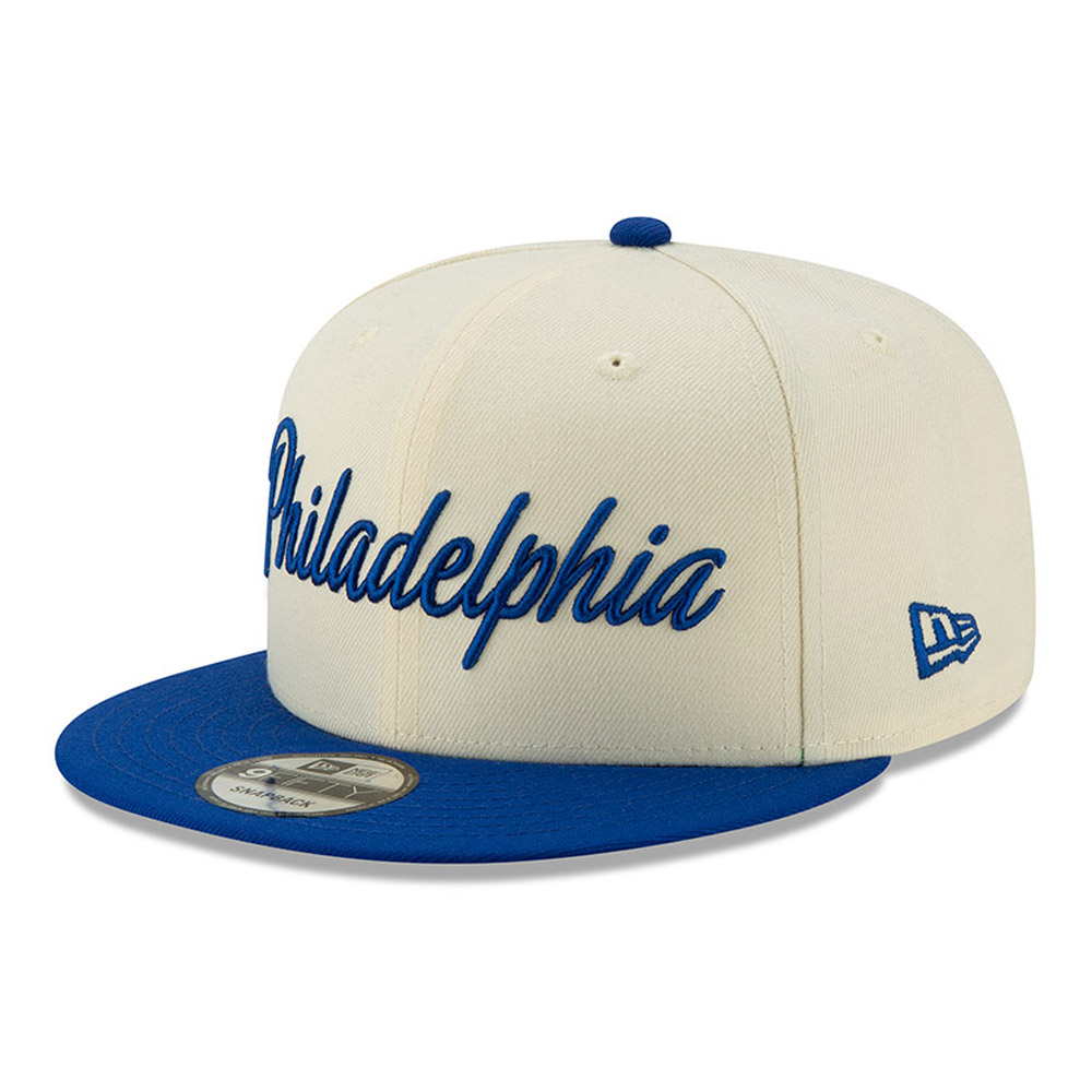 Casquette 9FIFTY City Series Philadelphia 76ERS
