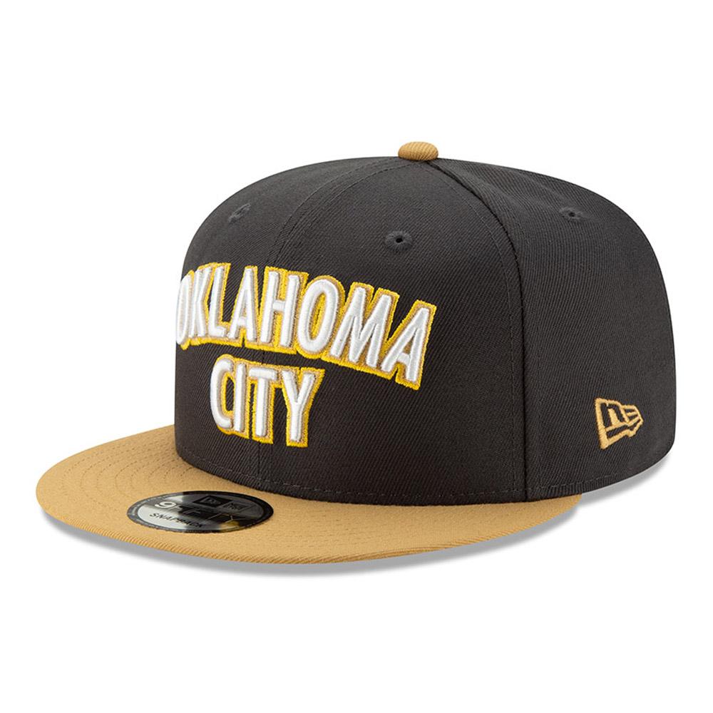 Oklahoma City Thunder – City Series 9FIFTY-Kappe