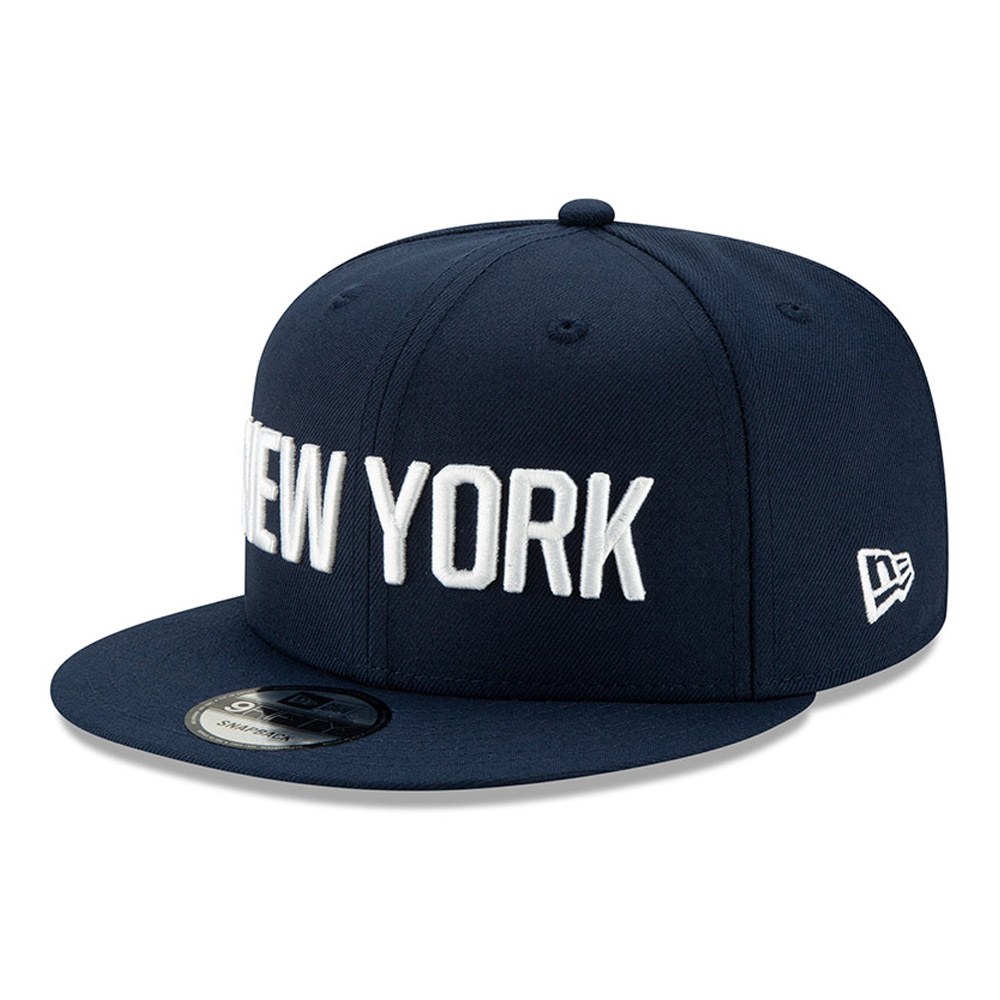 New York Knicks – City Series 9FIFTY-Kappe