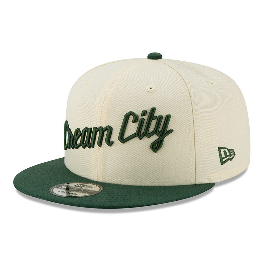 Casquette 9FIFTY City Series Milwaukee Bucks