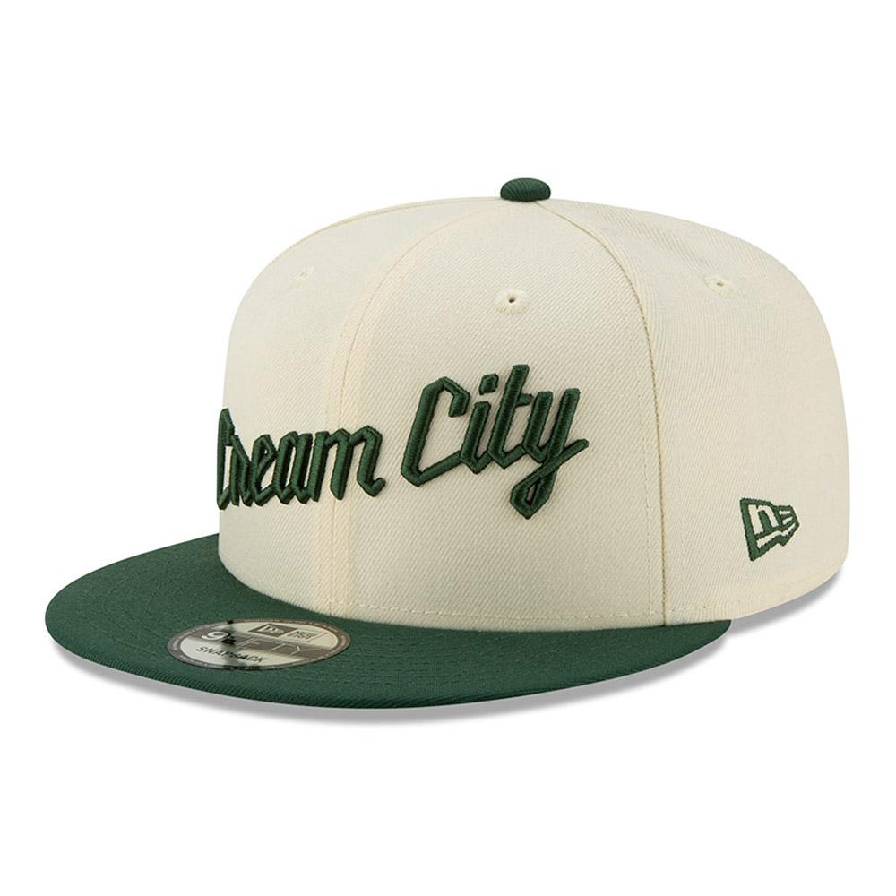 Milwaukee Bucks – City Series 9FIFTY-Kappe