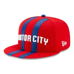 Detroit Pistons City Series 9FIFTY Cap