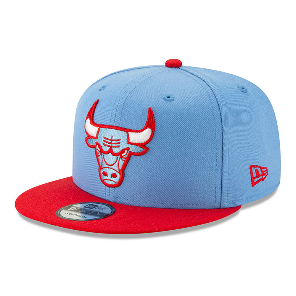 Cappellino 9FIFTY City Series dei Chicago Bulls