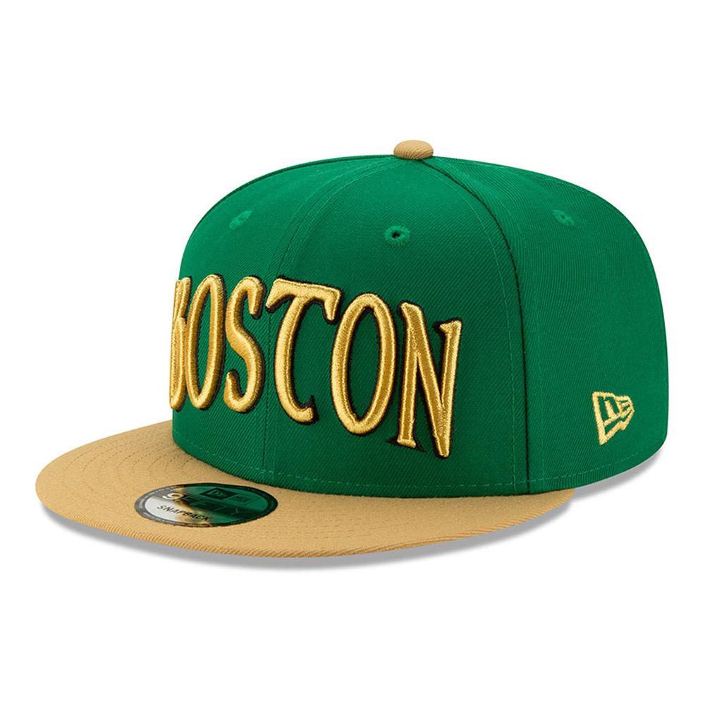 Cappellino 9FIFTY City Series dei Boston Celtics