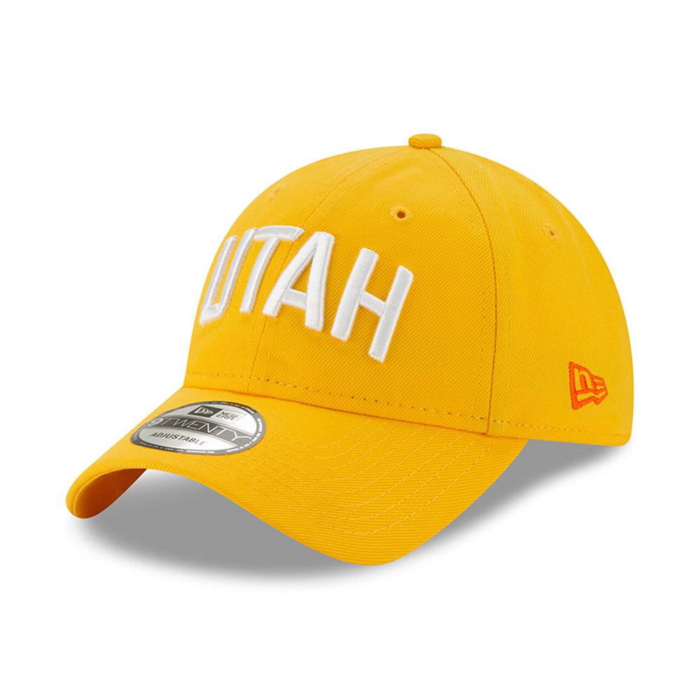 Gorra Utah Jazz City Series 9TWENTY