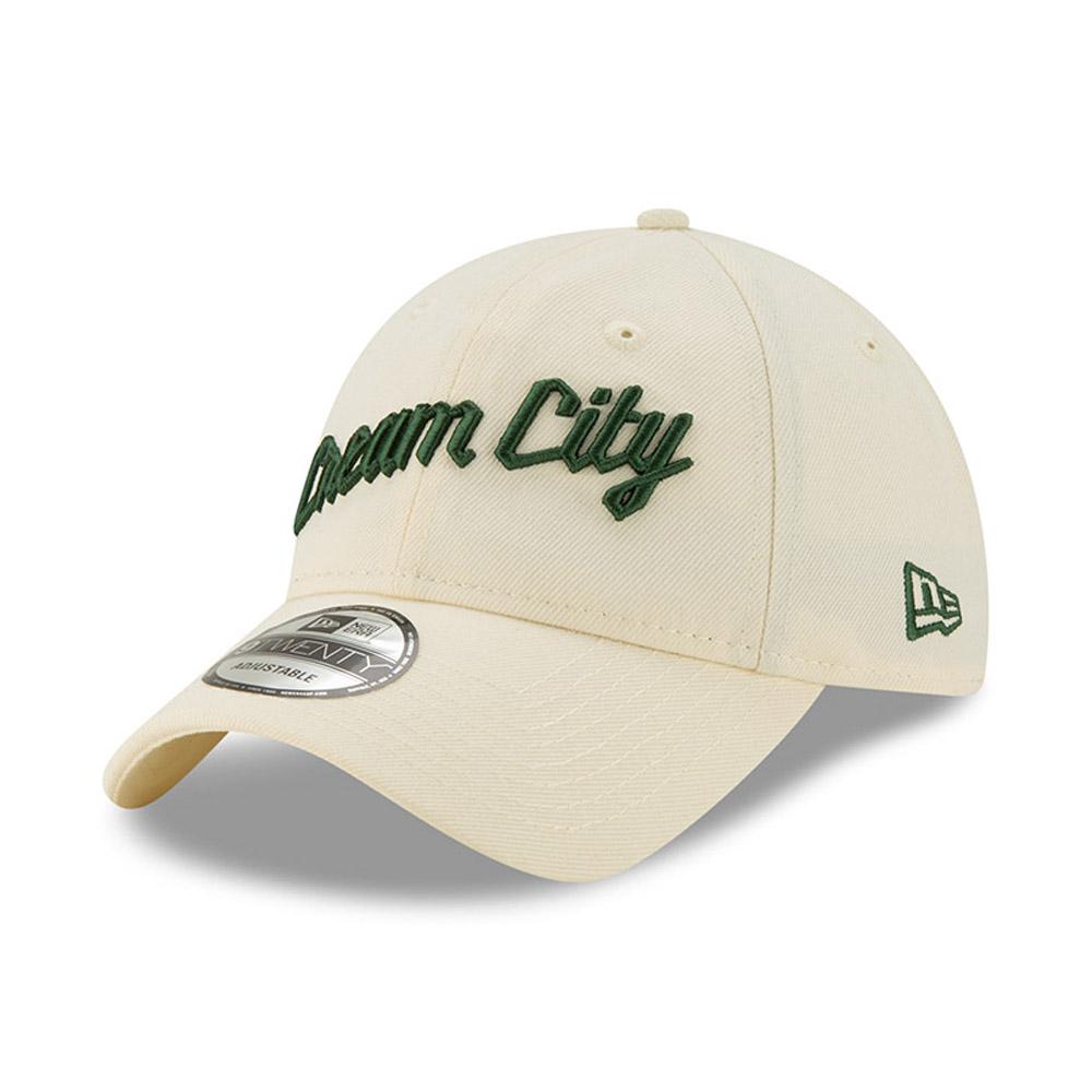 Gorra Milwaukee Bucks City Series 9TWENTY