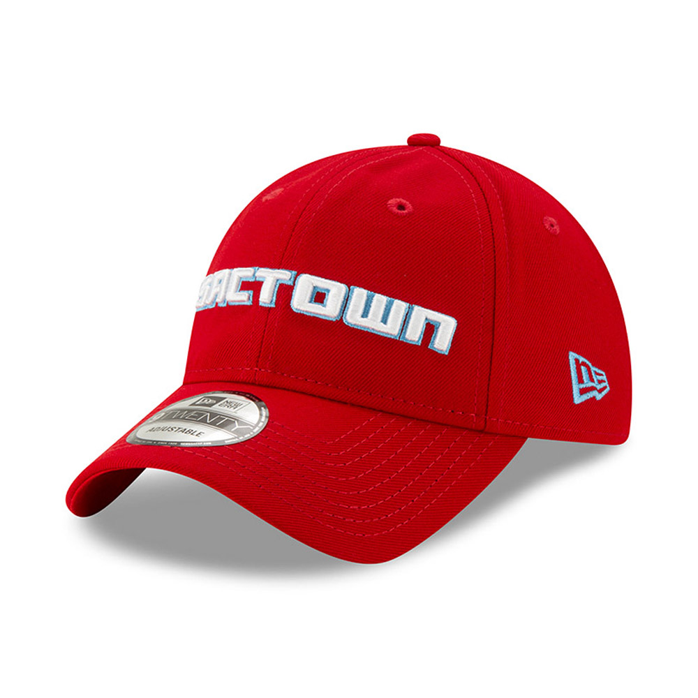 Detroit Pistons City Series 9TWENTY Cap