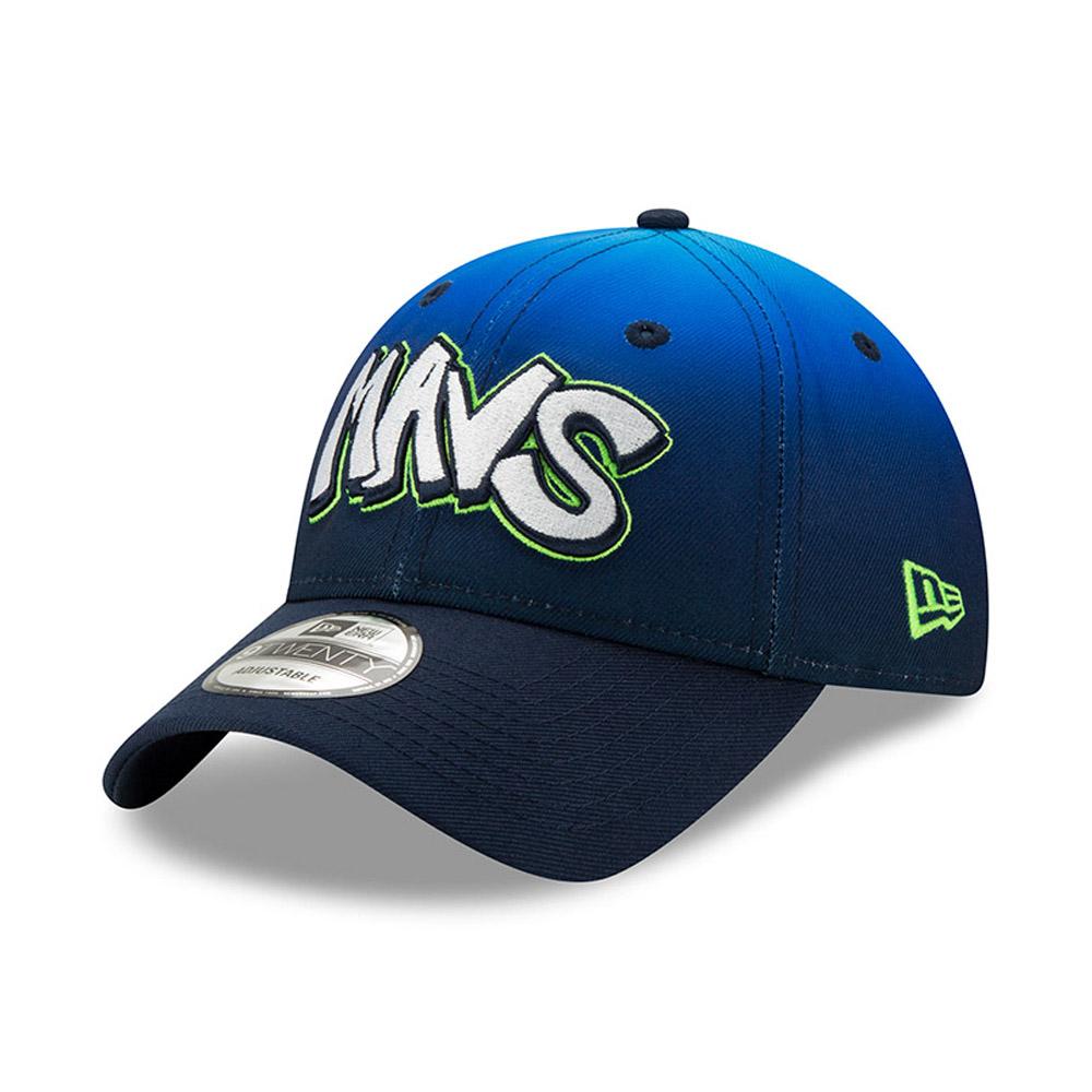 Cappellino 9TWENTY City Series dei Dallas Mavericks