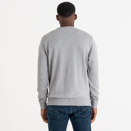 NBA Logo Grey Sweatshirt