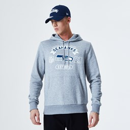 Sudadera Seattle Seahawks Graphic, gris