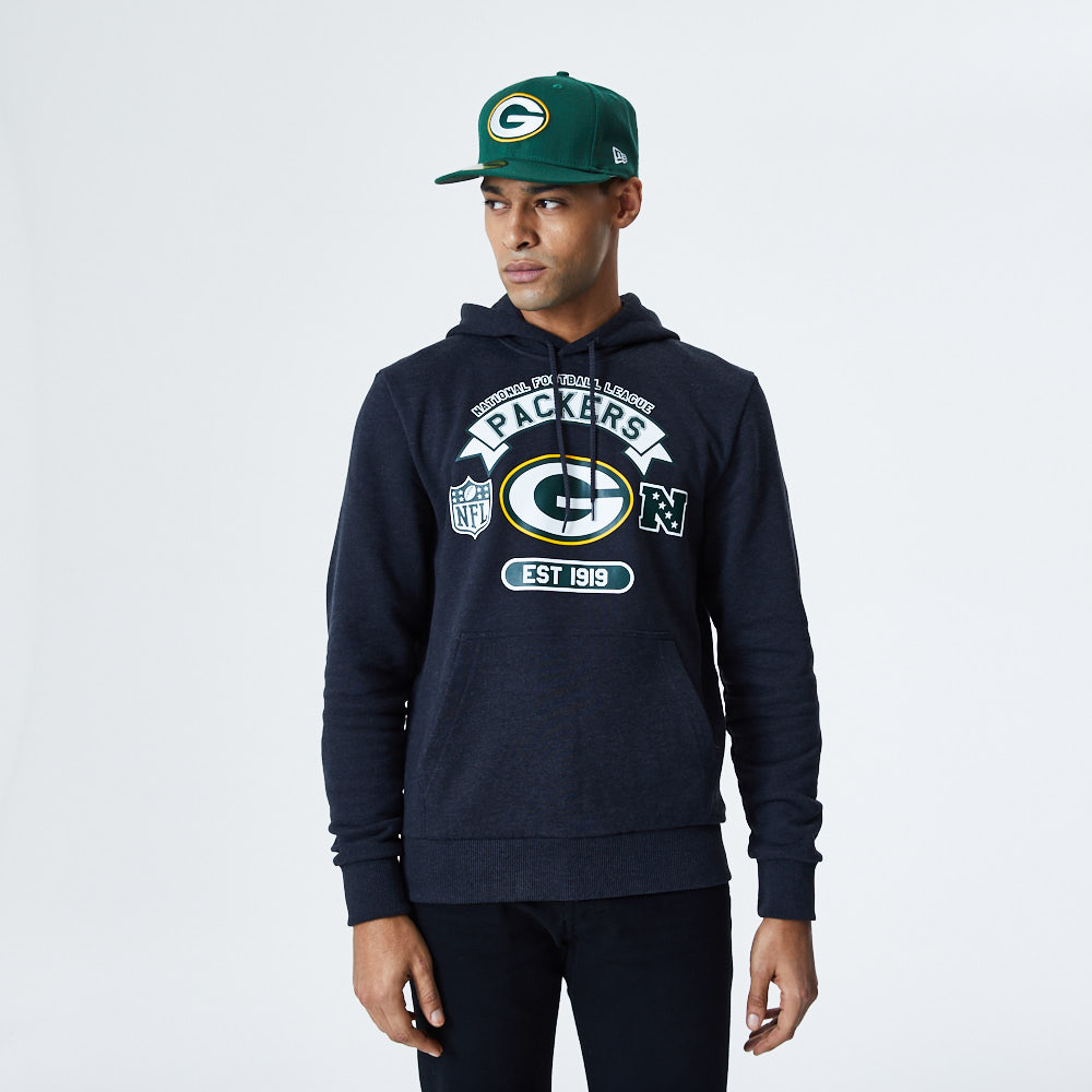 Green Bay Packers Graphic Hoodie