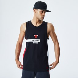 Chicago Bulls Block Wordmark Vest