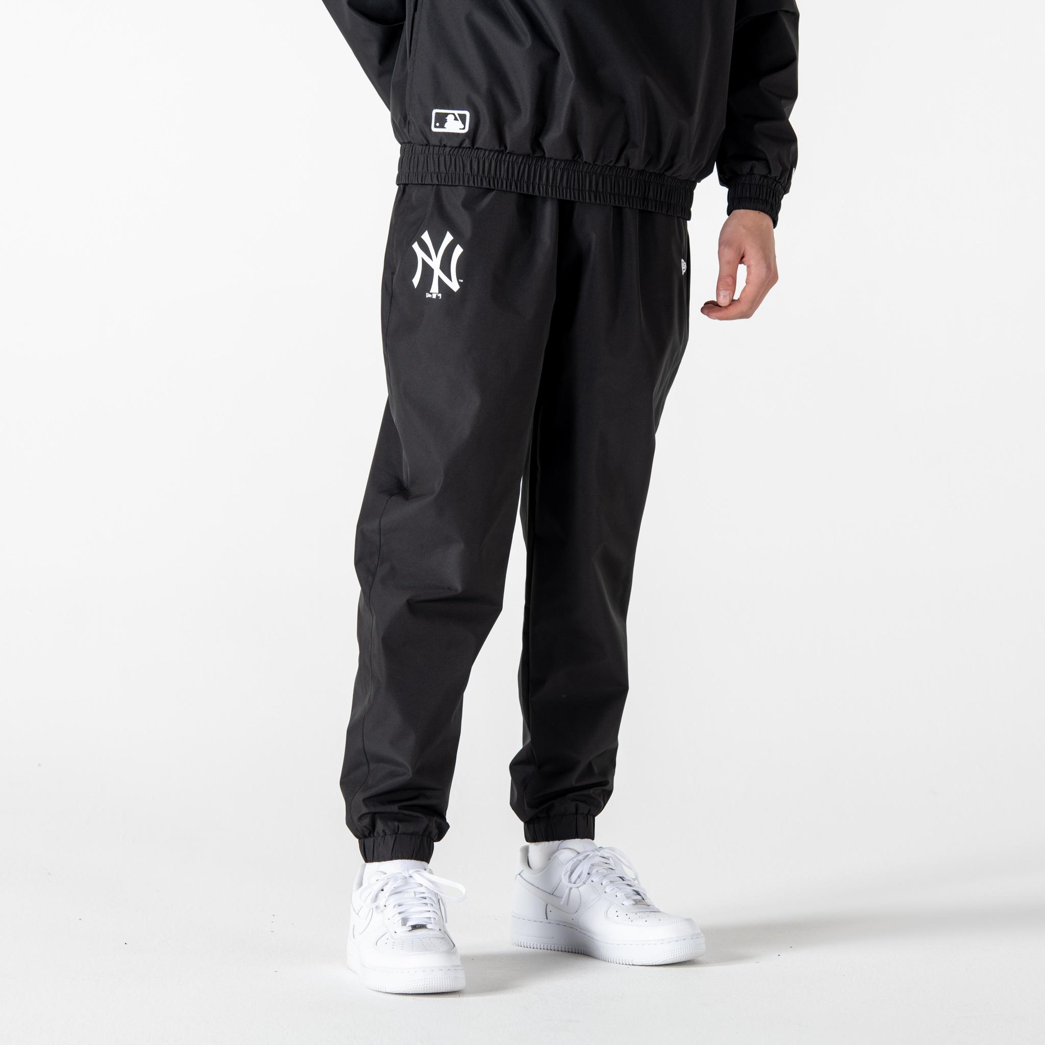Pantalon de survêtement noir New York Yankees