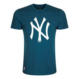 T-shirt bleu Seasonal Team des Yankees de New York
