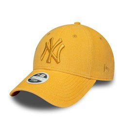 New York Yankees Womens Pastel Yellow 9FORTY Cap