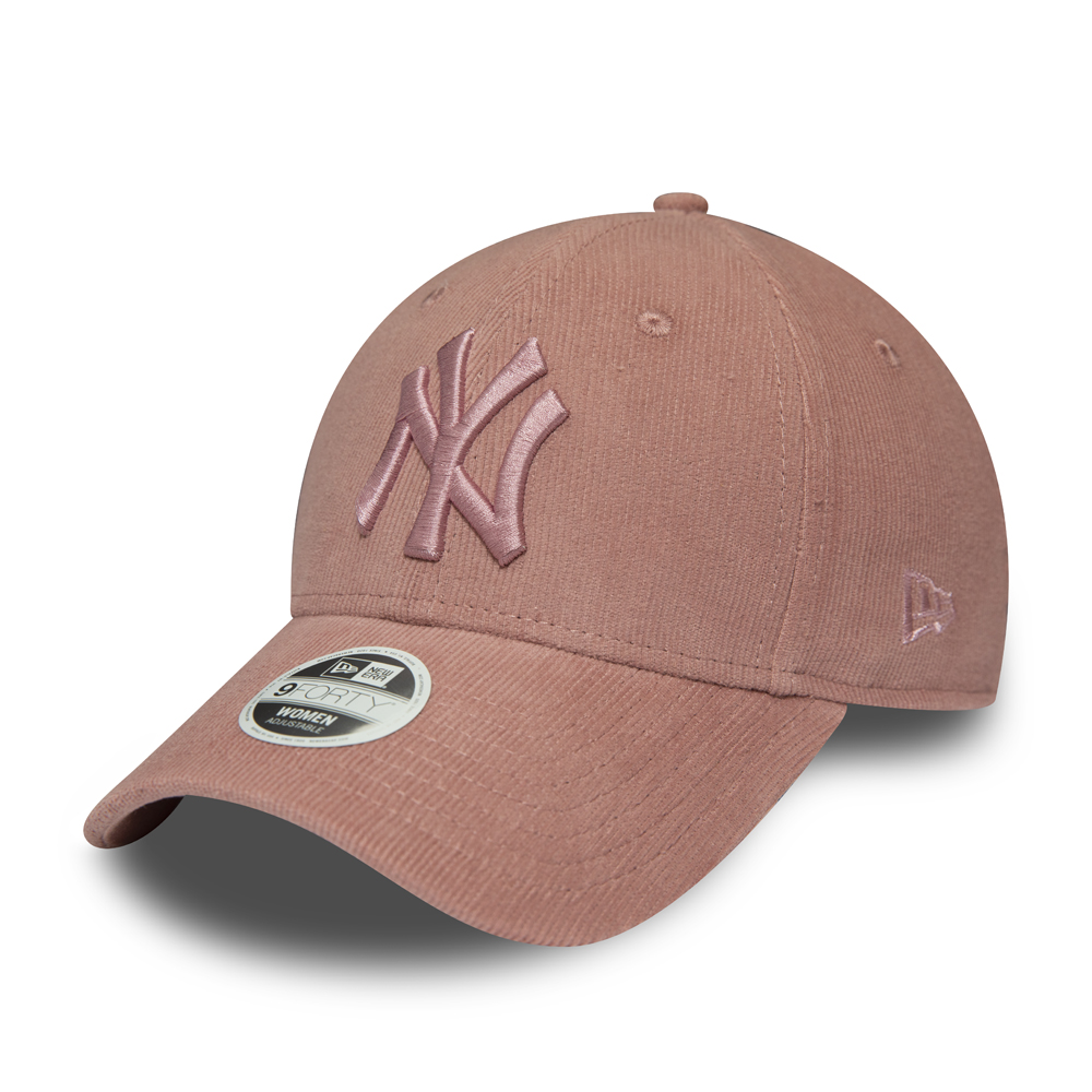 New York Yankees Womens Pastel Pink 9FORTY Cap