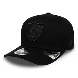 Oakland Raiders Tonal Black 9FIFTY Cap