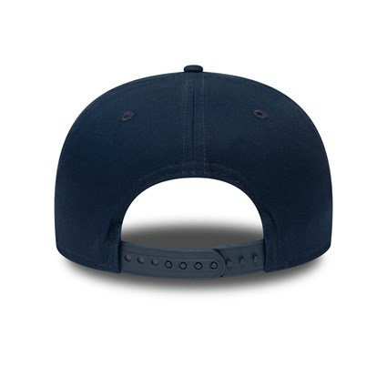 New England Patriots Navy Team Strech Snap 9FIFTY Cap