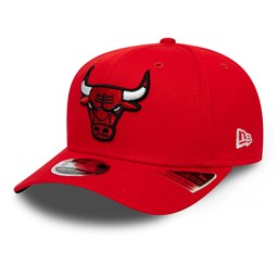 Gorra Chicago Red Bulls Team Stretch Snap 9FIFTY, rojo