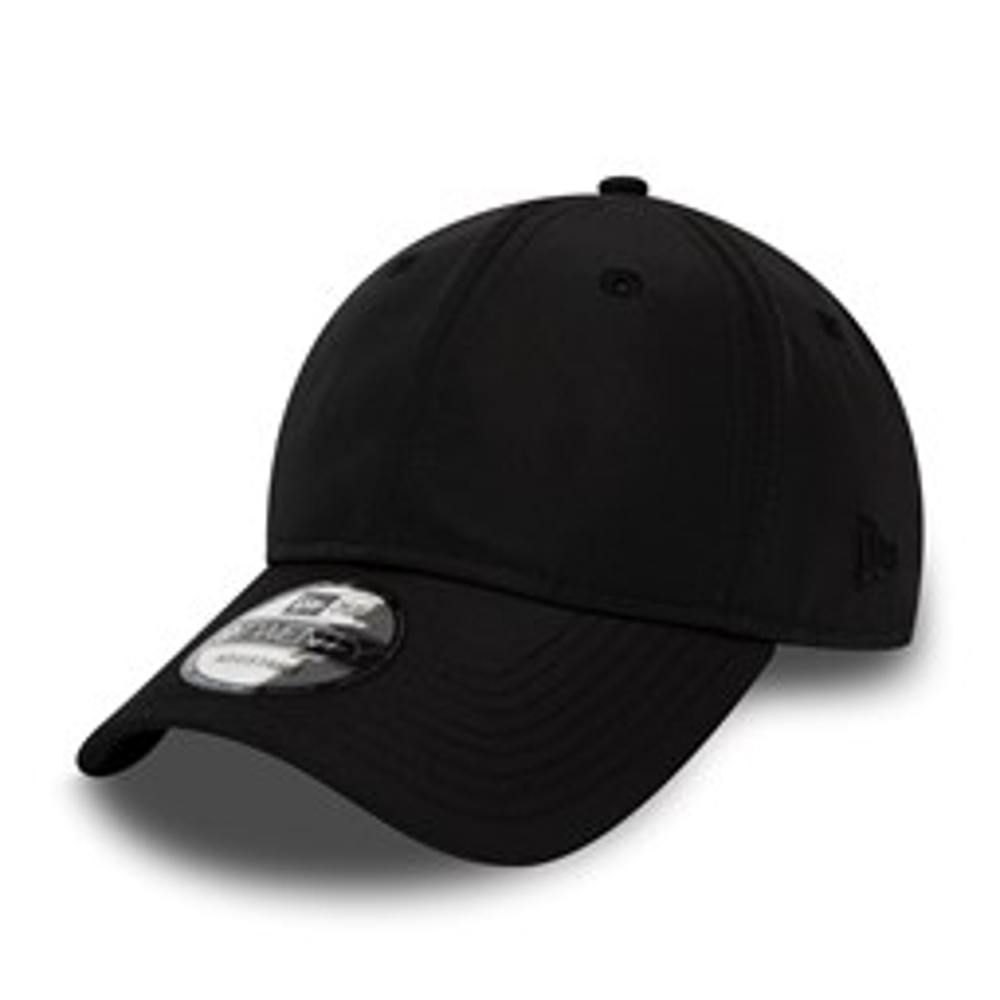 New Era– Einfache, schwarze9TWENTY-Kappe