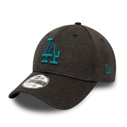 Los Angeles Dodgers Shadow Tech Black 9FORTY Cap