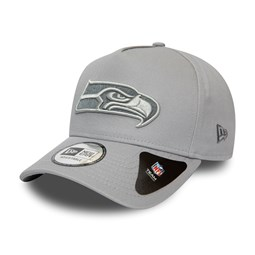 Cappellino Seattle Seahawks A-Frame 9FORTY grigio