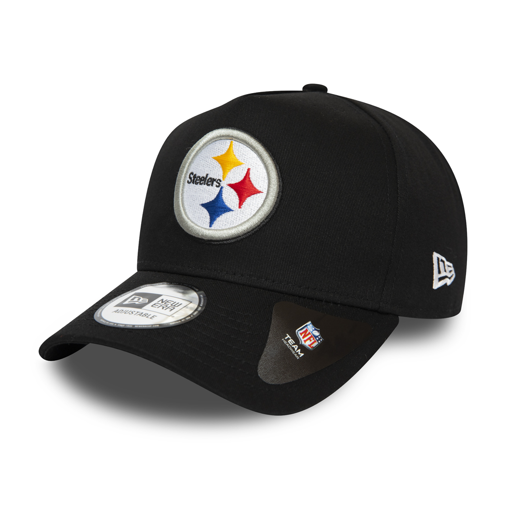 Casquette 9FORTY A-Frame Pittsburgh Steelers noir