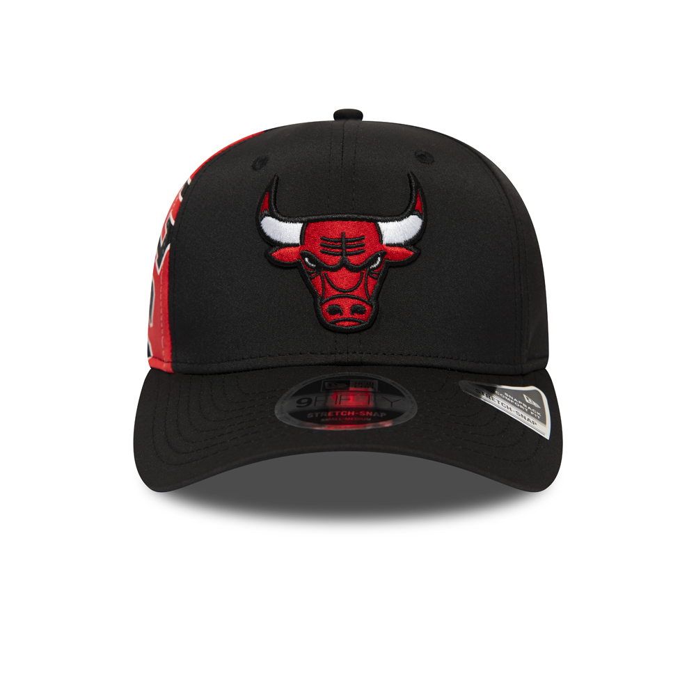 Chicago Bulls NBA Stretch Snap 9FIFTY Cap