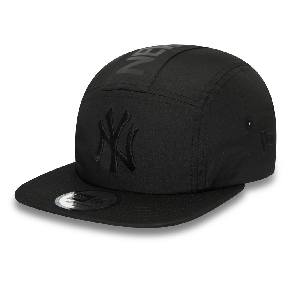 Casquette Camper noire des New York Yankees