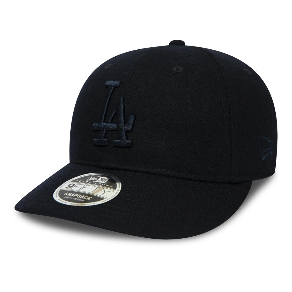 Cappellino snapback Los Angeles Dodgers 9FIFTY blu navy