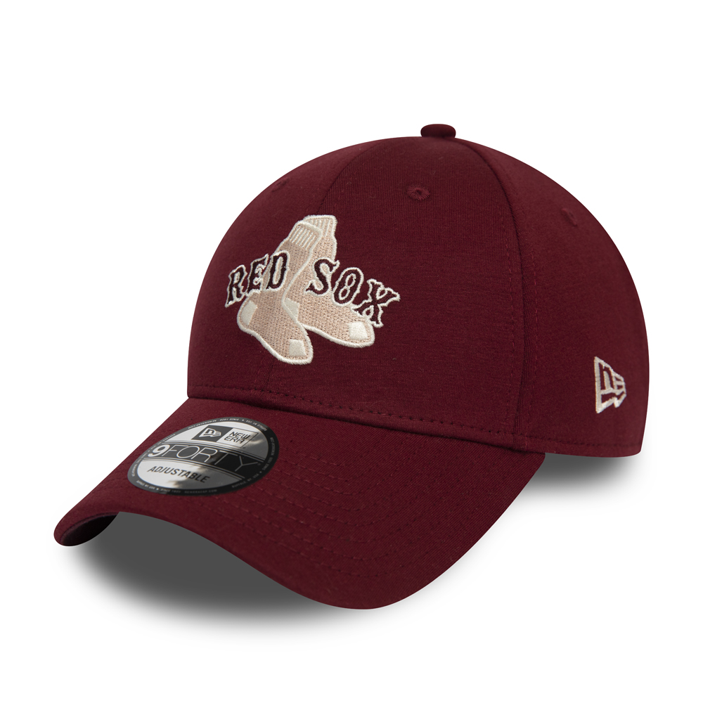 Gorra Boston Red Sox 9FORTY, granate