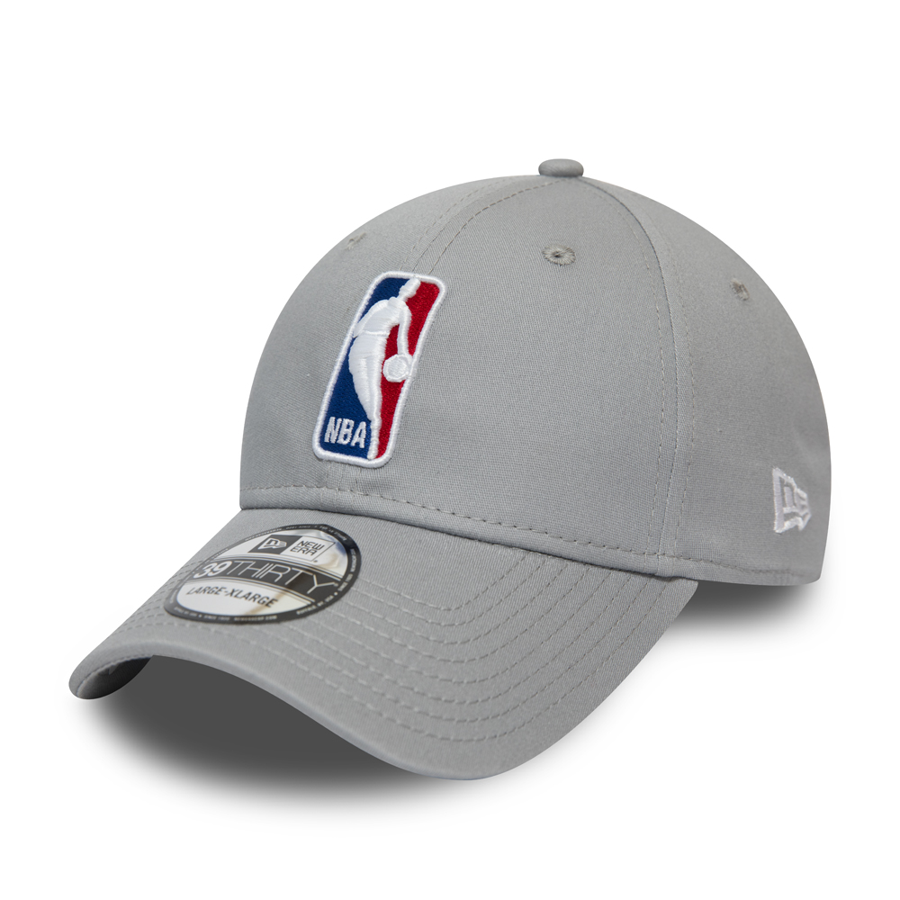 Gorra NBA League Shield 39THIRTY, gris