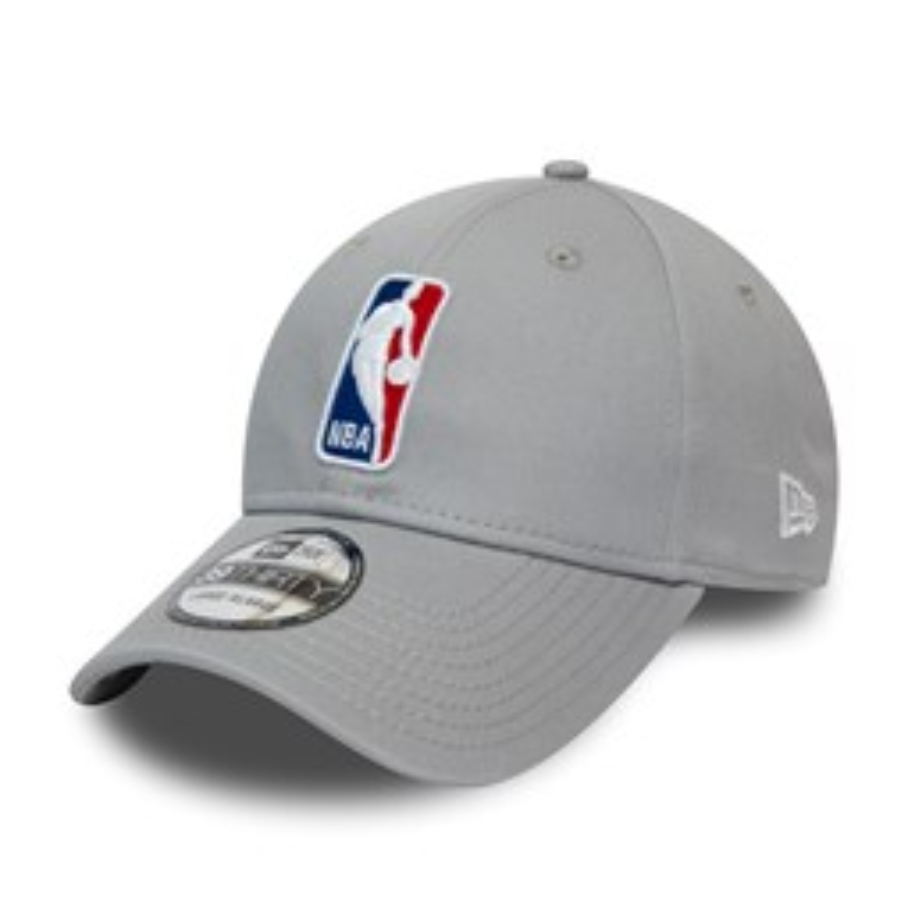 Cappellino con stemma della NBA League 39THIRTY grigio