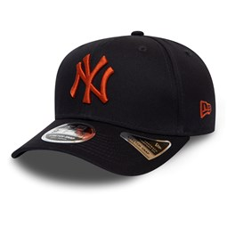 New York Yankees Navy Stretch Snap 9FIFTY Cap