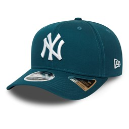 New York Yankees Blue Stretch Snap 9FIFTY Cap