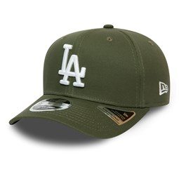 Los Angeles Dodgers Green Stretch Snap 9FIFTY Cap