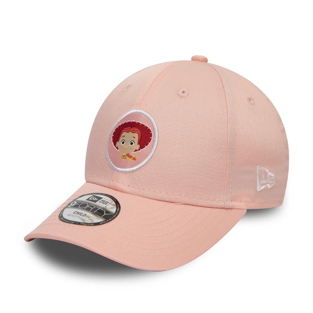 Gorra New Era Toy Story Jessie 9FORTY, niño, rosa