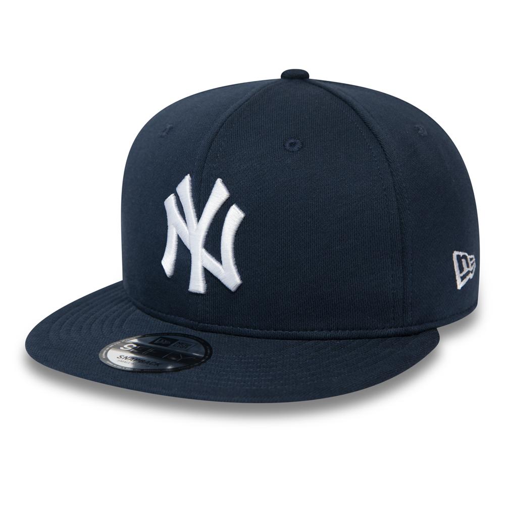 Casquette 9FIFTY en jersey bleu marine des New York Yankees