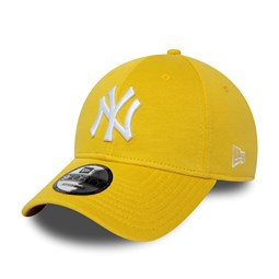 Gorra New York Yankees Jersey 9FORTY, amarillo