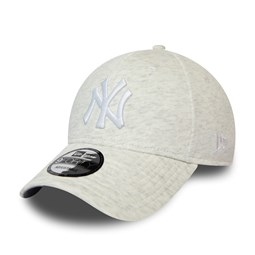 Gorra New York Yankees Jersey 9FORTY, blanco