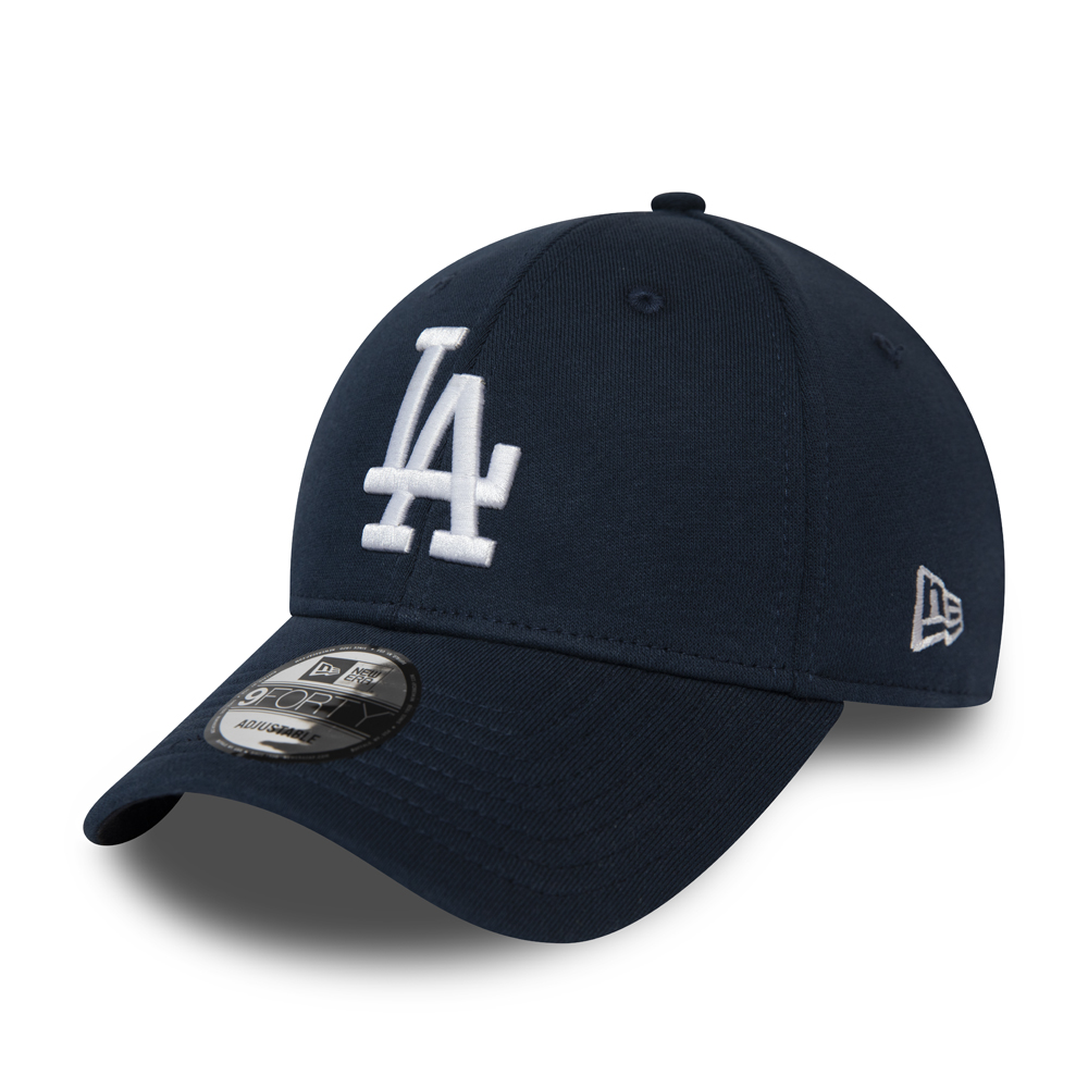 Gorra Los Angeles Dodgers Jersey 9FORTY, azul marino