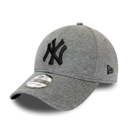 Cappellino in jersey New York Yankees Jersey Essential 39THIRTY grigio scuro