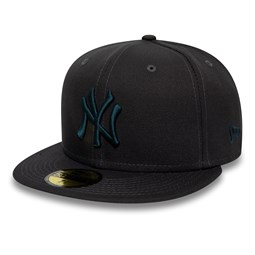 Casquette 59FIFTY des New York Yankees Essential grise