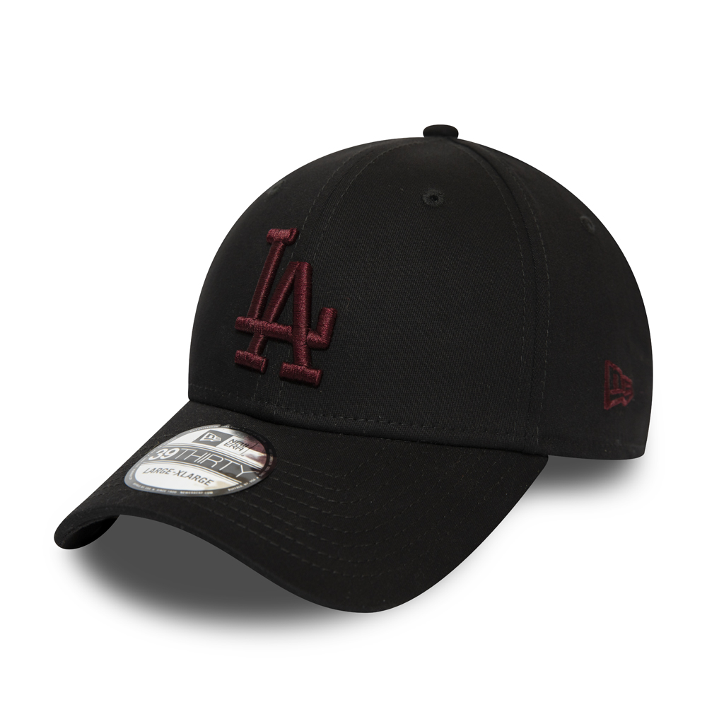 Cappellino 39THIRTY Essential Los Angeles Dodgers nero