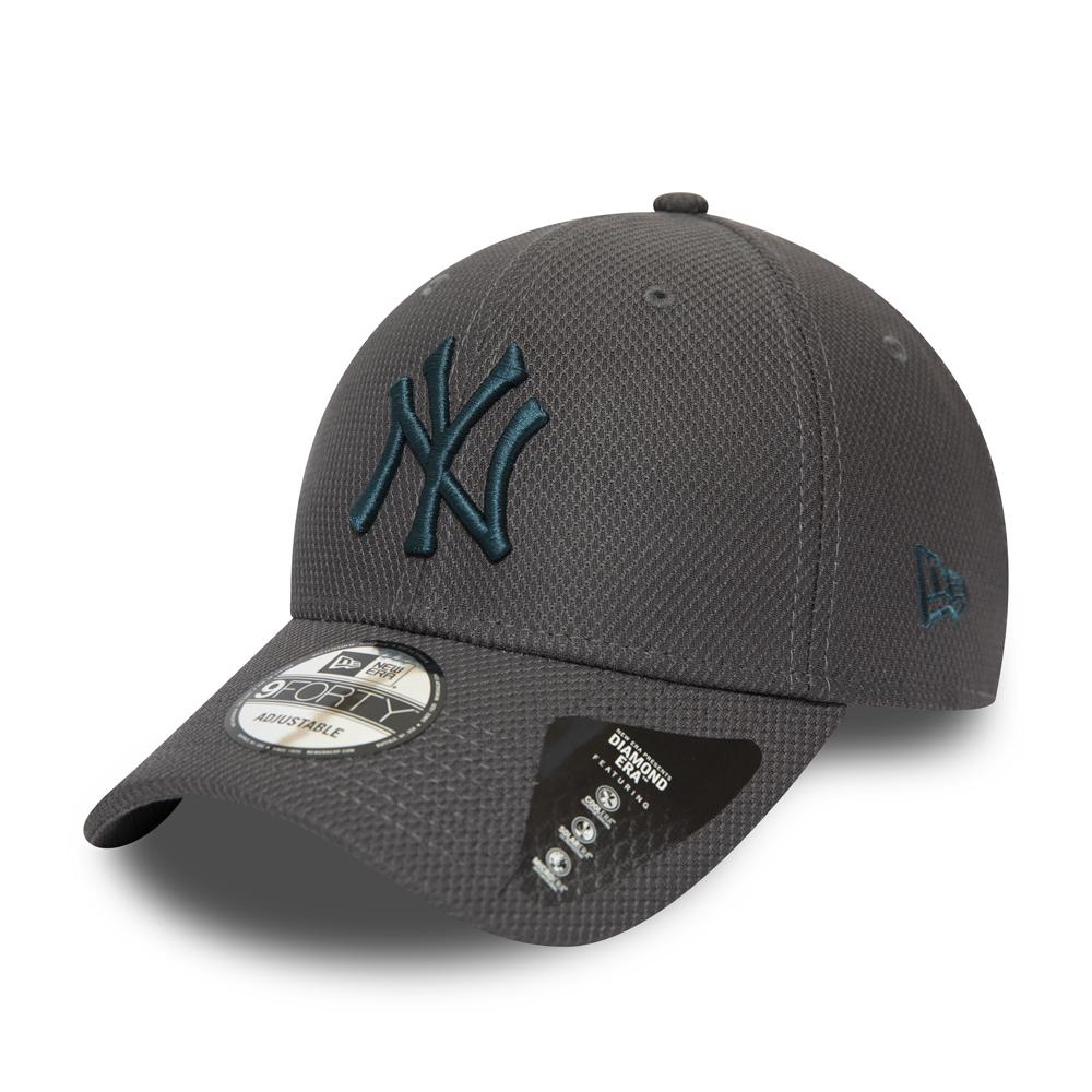 Gorra New York Yankees Diamond Era Essential 9FORTY, carbón