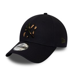 New York Yankees Camo Infill Navy 9FORTY Cap