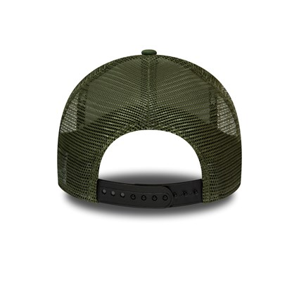 Los Angeles Dodgers Camo Essential A-Frame Trucker