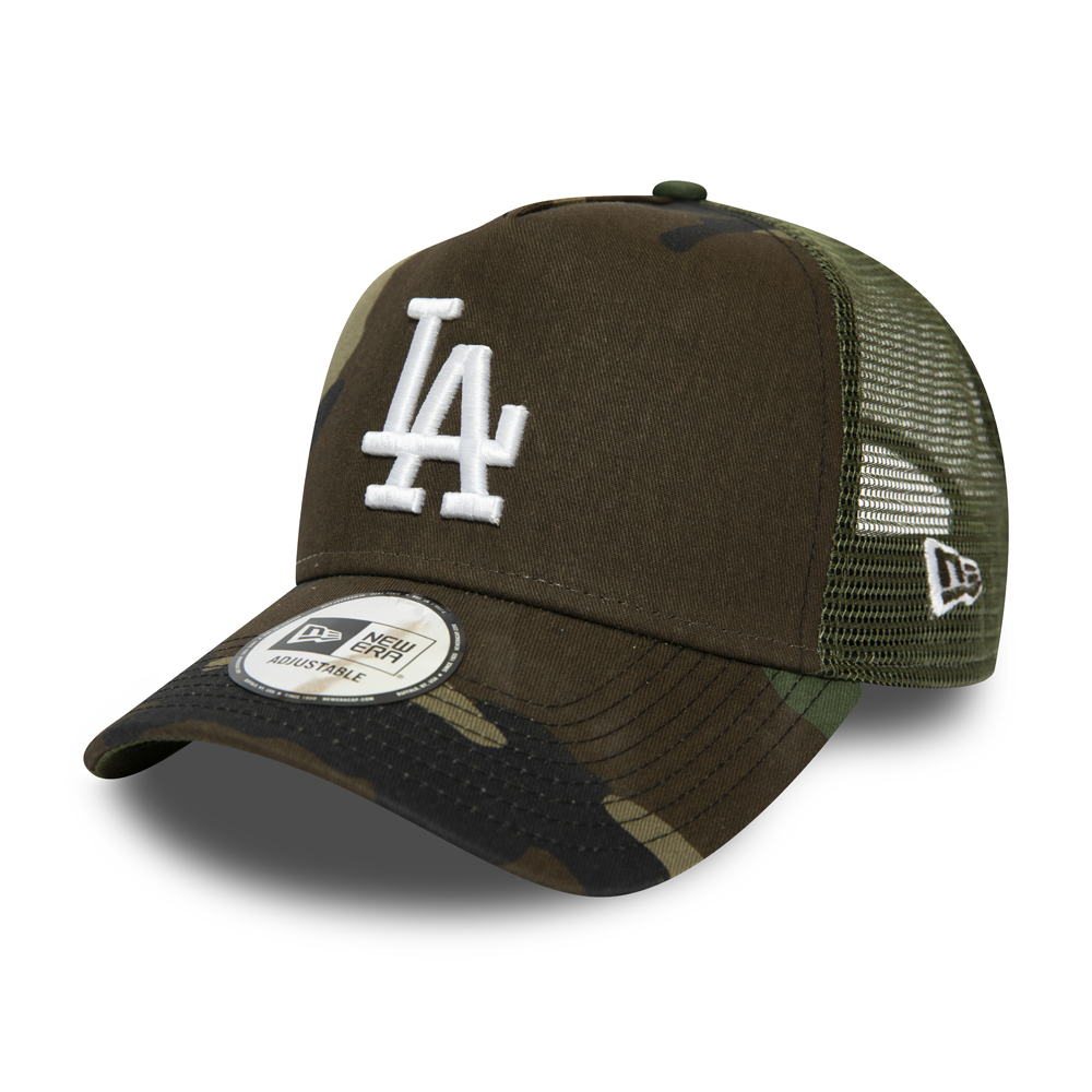 Trucker A-Frame Los Angeles Dodgers Essential, camuflaje