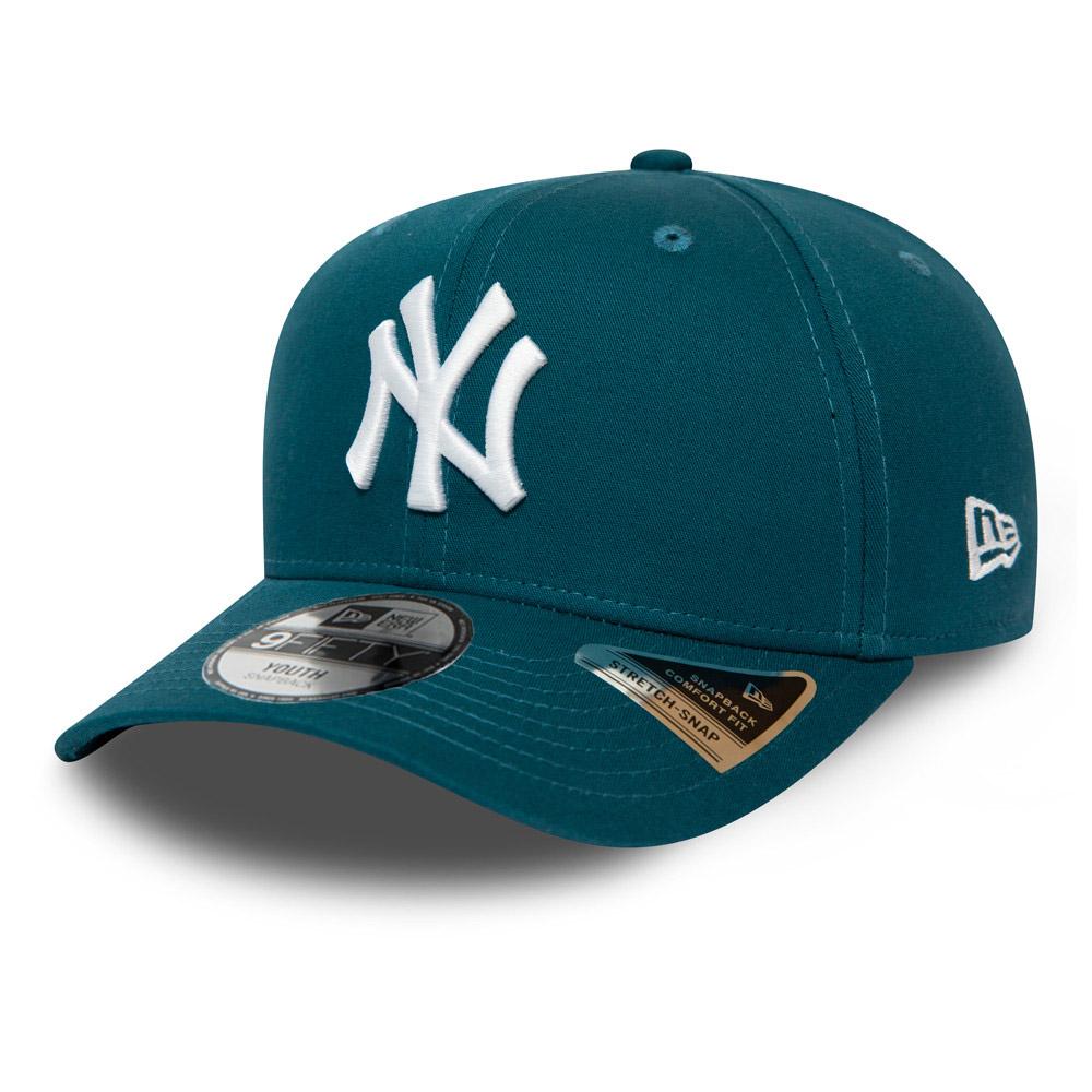 Casquette 9FIFTY extensible bleue League Essential avec languette de réglage des Yankees de New York pour enfants