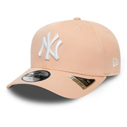 Gorra New York Yankees Kids League Essential Stretch Snap 9FIFTY, niño, rosa